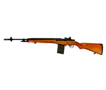 Cyma M14 Full Sized,  imitation wood