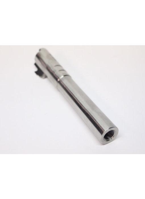 CowCow OB1 5.1 Hi-CAPA .40cal Barrel Silver