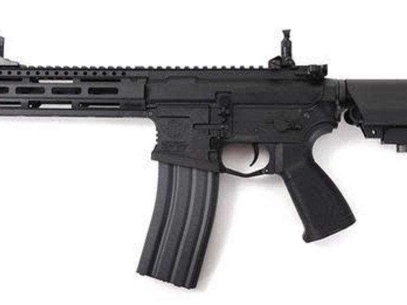 G&G G&G CM16 Raider 2.0 Polymer with M-Lok Handguard (Deans Compatible) Black