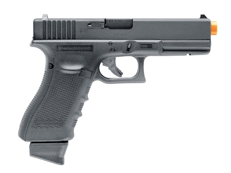 Elite Force Umarex Elite Force GLOCK G17 GEN4 CO2 FULL Blowback