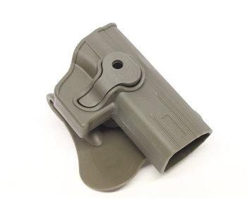ASG SS CZ P-07/P-09 holster FDE
