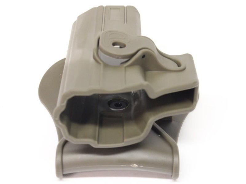 ASG ASG SS CZ P-07/P-09 holster FDE
