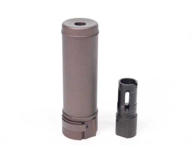 Castellan SFQD Mock Silencer 14mm CCW