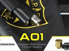 CowCow CowCow A01 HI CAPA Silencer Adapter