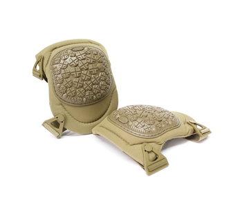 Alta FLEX360 knee pads w/vibram Coyote