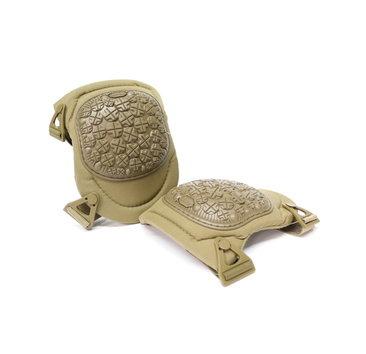 Alta Alta FLEX360 knee pads w/vibram Coyote