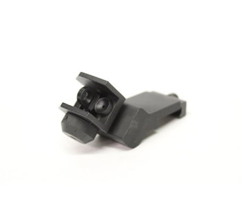 NC Star AR15 45 Degree Offset Flip-Up Rear Sight
