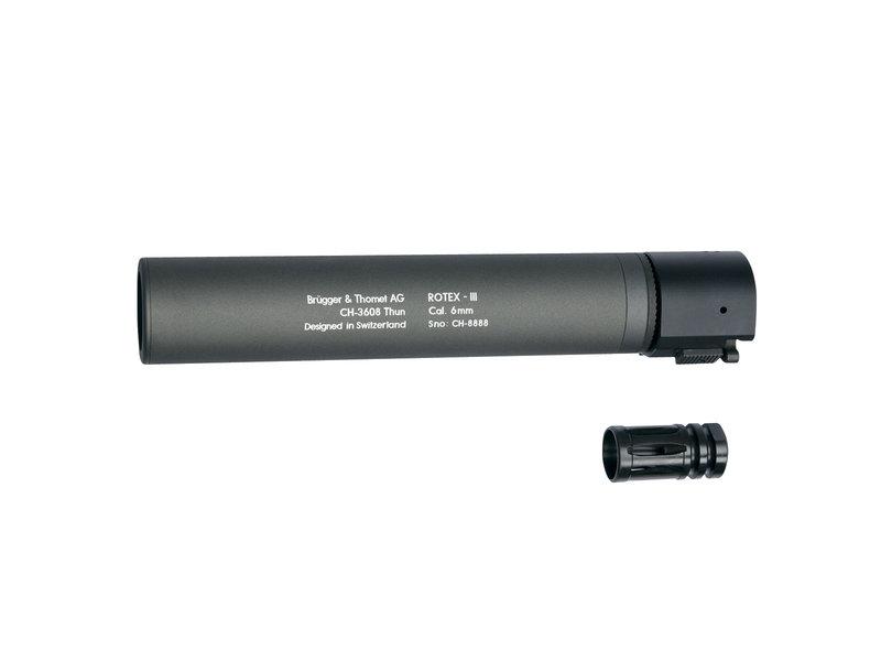 ASG ASG B&T ROTEX Suppressor