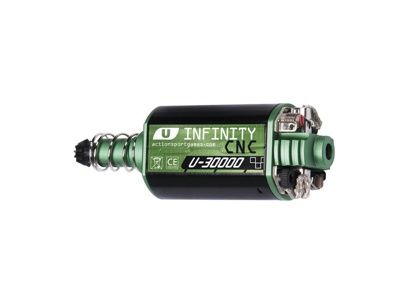 ASG ASG INFINITY CNC 30K Motor Short