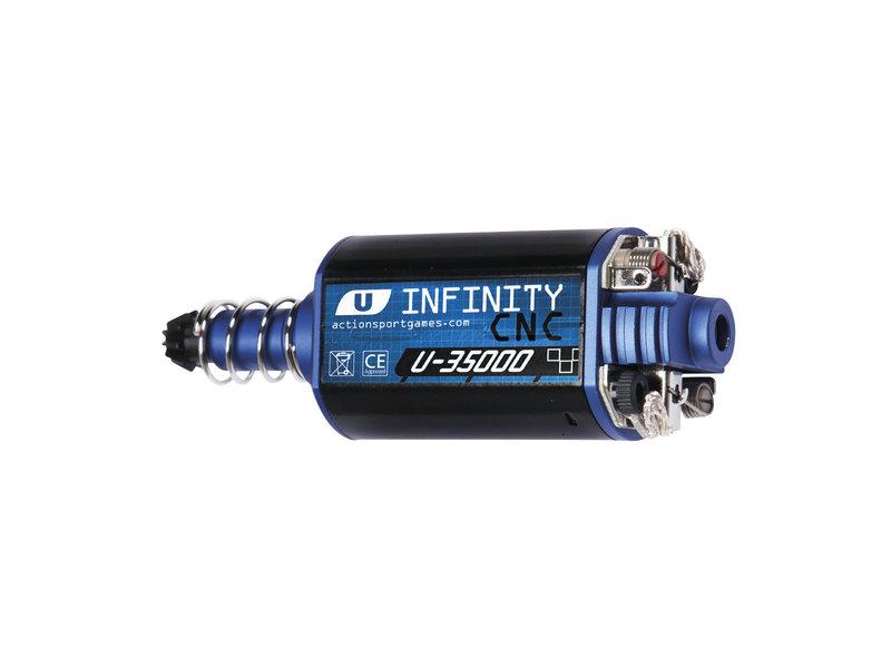 ASG ASG INFINITY CNC 35K Motor Short