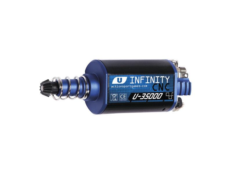 ASG ASG INFINITY CNC 35K Motor Long