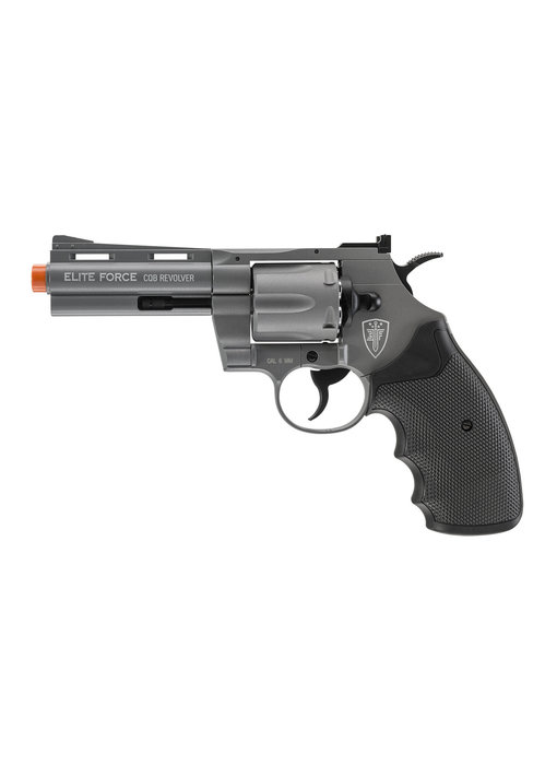 Umarex Elite Force CQB 4'' Revolver Grey