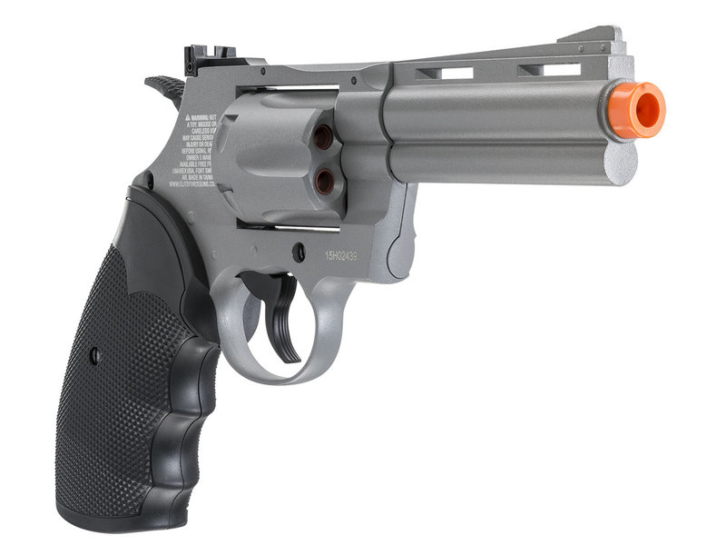 Elite Force Umarex Elite Force CQB 4'' Revolver Grey