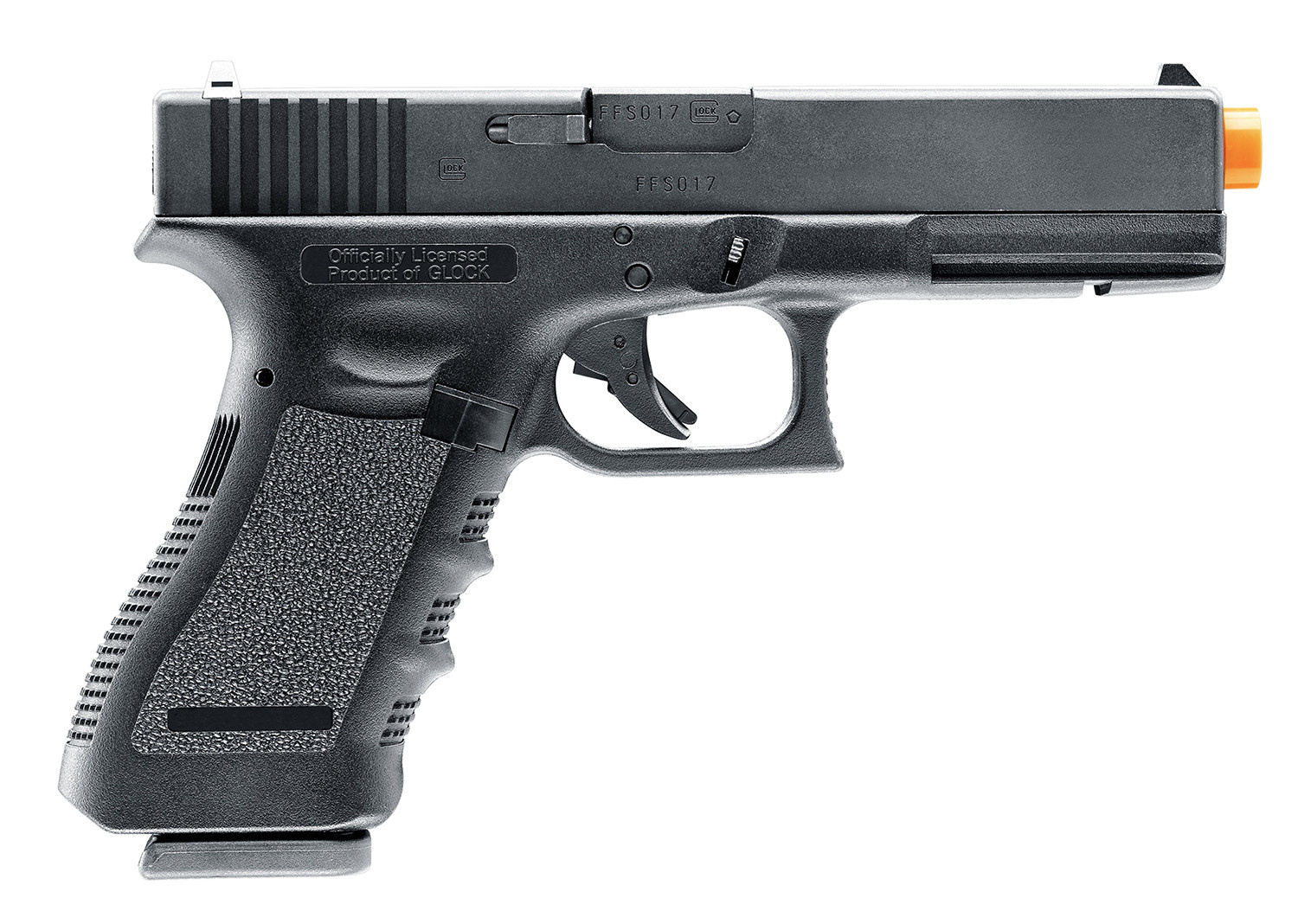 GLOCK G17 GEN3 GBB from VFC Black - Airsoft Extreme