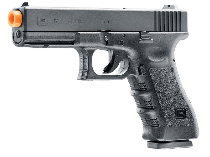 Elite Force Umarex Elite Force GLOCK G17 GEN3 GBB from VFC Black