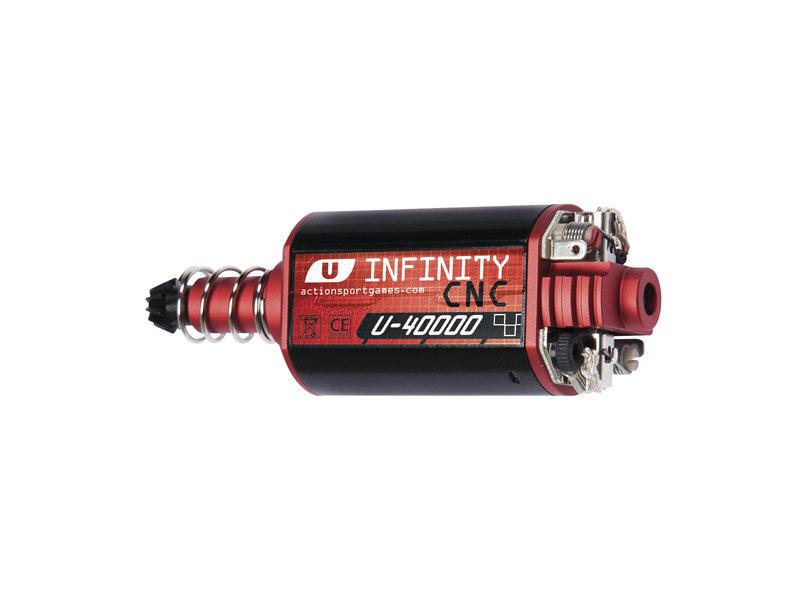 ASG ASG INFINITY CNC 40K Motor Medium
