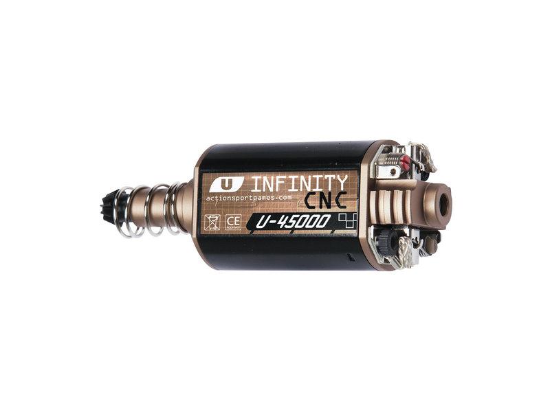 ASG ASG INFINITY CNC 45K Motor Short