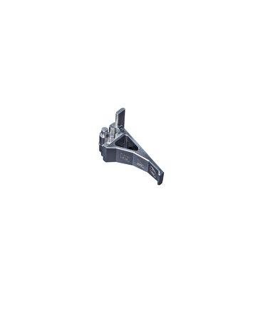 ASG ASG EVO CNC Short Stroke Trigger, Aluminum Silver