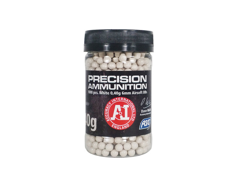 ASG ASG 0.40g 1000 round BB Bottle