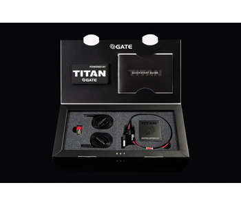 GATE TITAN V2 NGRS Advanced Set, Front Wired