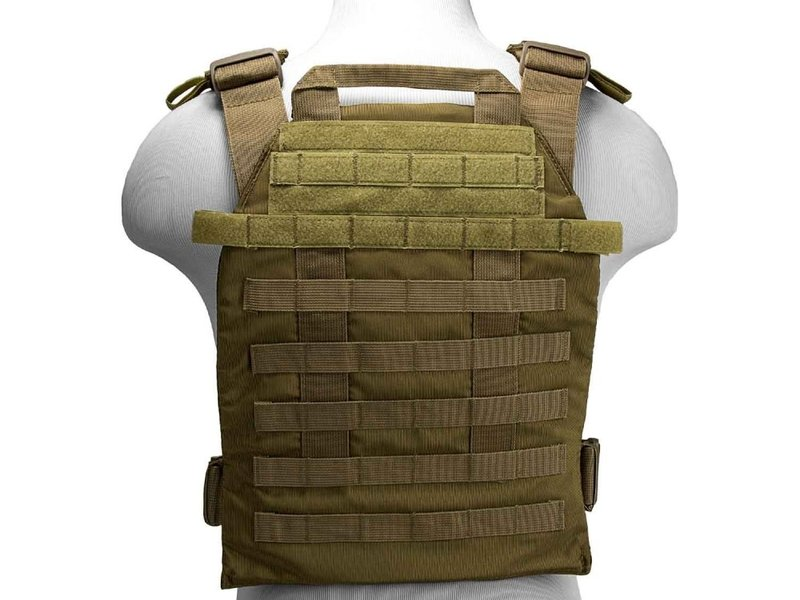 """NcStar NC Star Fast Plate Carrier 10"""" x 14"""""""