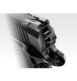 Tokyo Marui Tokyo Marui HI CAPA 4.3 Tactical Custom Gas Blowback Airsoft Pistol Black