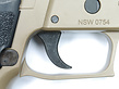 Guarder Guarder Steel Trigger for MARUI/KJ/WE P226 -Early Type