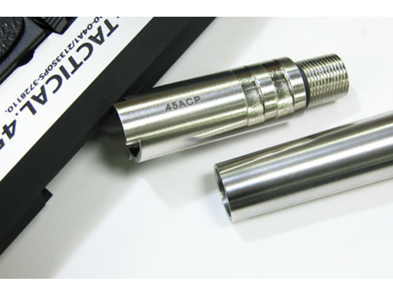 Guarder Guarder Stainless Outer Barrel for Tokyo Marui HI CAPA 4.3