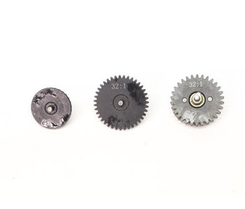ZCI 32:1 3mm steel CNC gearset