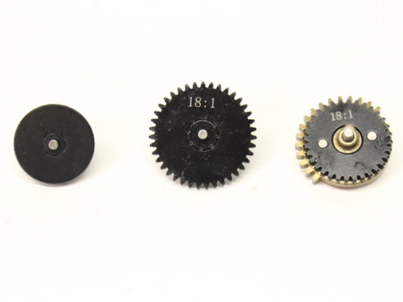 ZCI ZCI 18:1 3mm steel CNC gearset