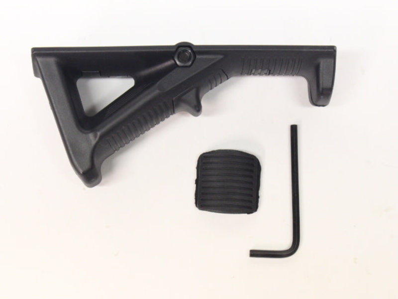 Castellan Angled Foregrip 2 Black No Wings