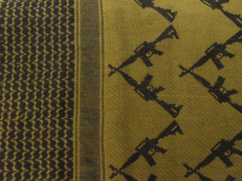Rothco Rothco heavyweight shemagh Rifles COY
