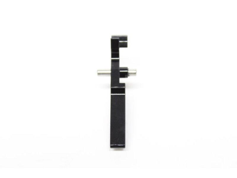 Castellan RECP CNC Aluminum Flat Trigger Black