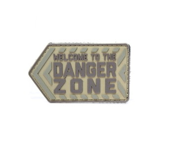 Mil-Spec Monkey Danger Zone PVC