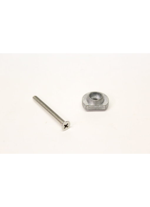 Dytac Stock Tube Plate and Screw