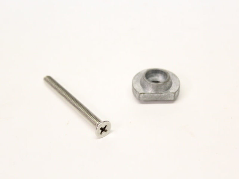Dytac Dytac Stock Tube Plate and Screw