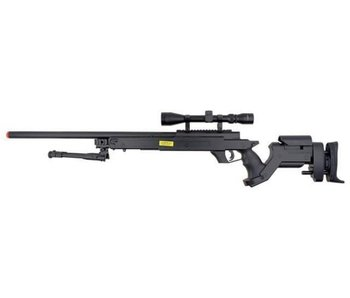 Well MB05 SR22 Spring Rifle BLK
