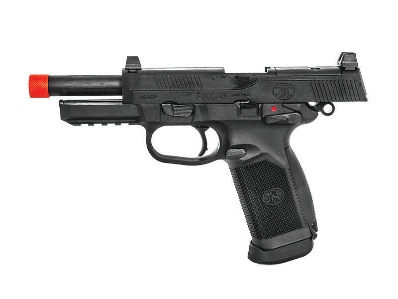 VFC FNX-45 Tactical GBB Black