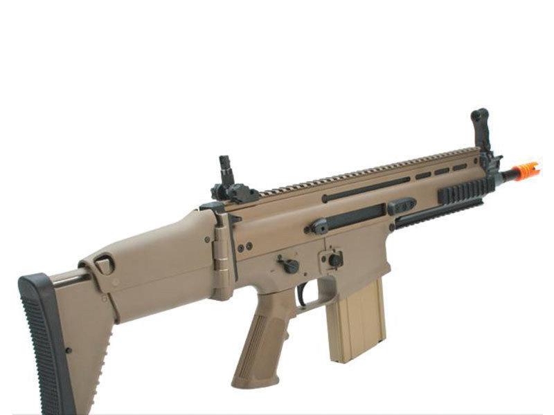 VFC VFC FN SCAR-H MK17 CQC AEG TAN