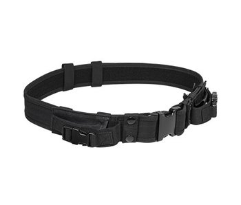 NC Star Tactical Belt w/ Two Pouches