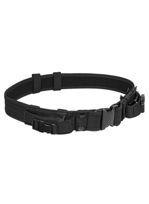 NC Star VISM Tactical Belt with Two Pouches