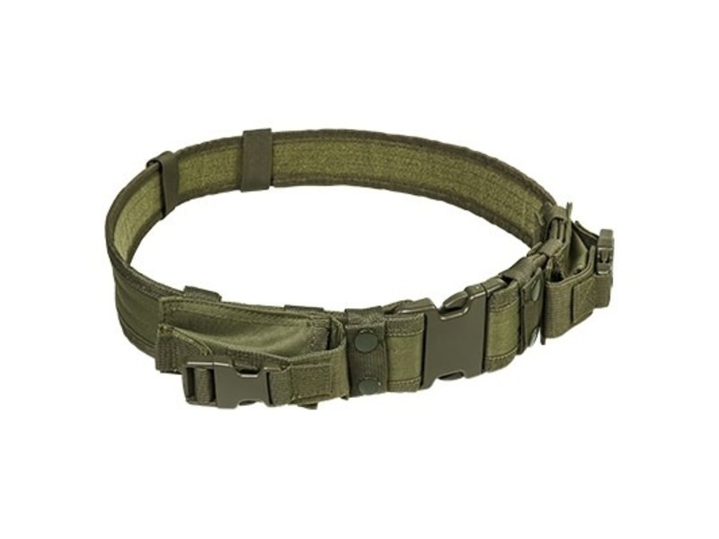NC Star NC Star VISM Tactical Belt with Two Pouches