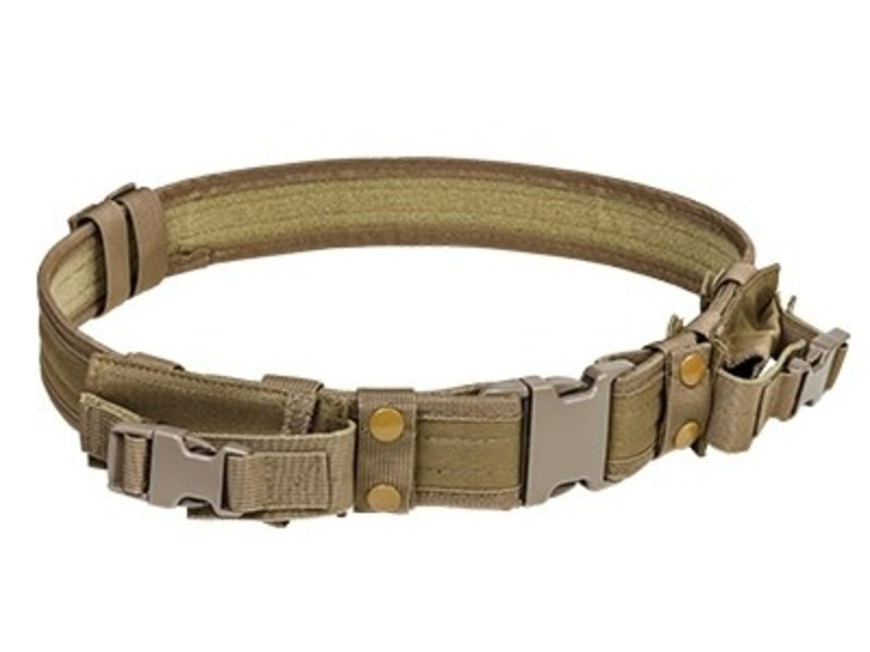 NcStar NcStar VISM Tactical Belt with Two Pouches