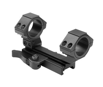 NC Star AR15 Adjustable QD Scope Mount