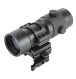 Airsoft Extreme NC Star 3X Magnifier with 30MM Flip to Side QR Mount