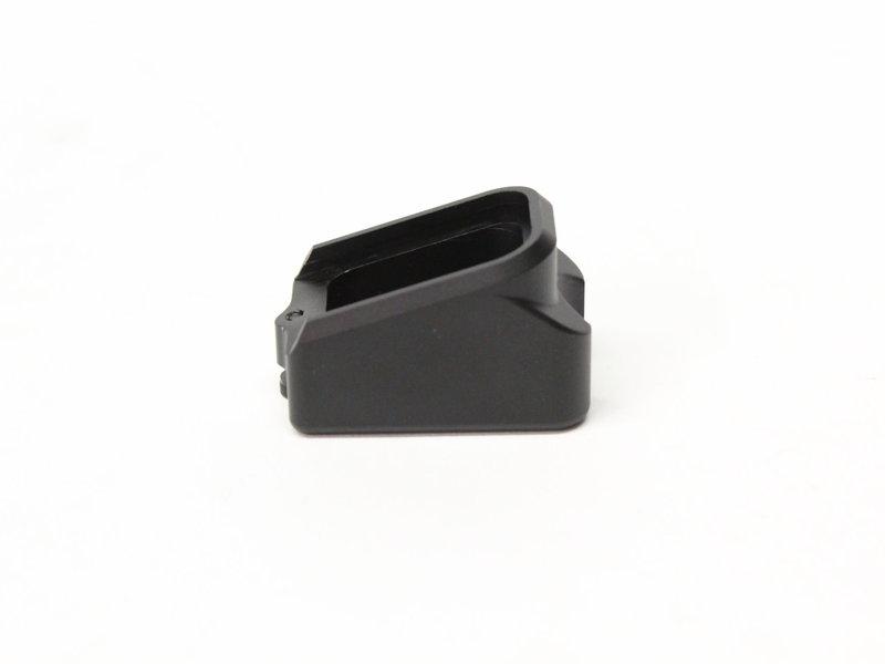 Pro-Arms Elite Force Glock H-type Aluminum Magazine Baseplate, Black
