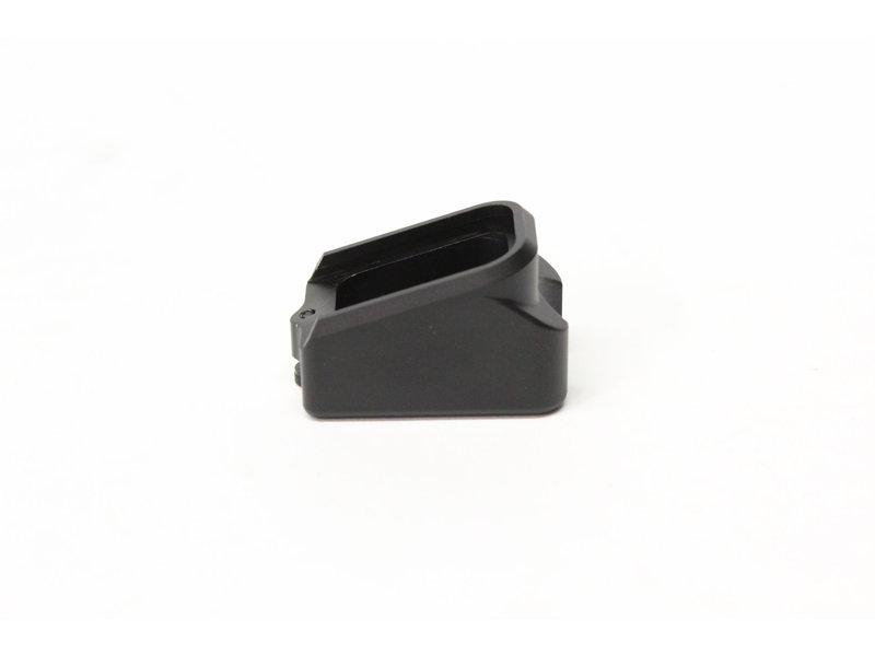 Pro-Arms Elite Force Glock H-type Aluminum Magazine Baseplate, Black