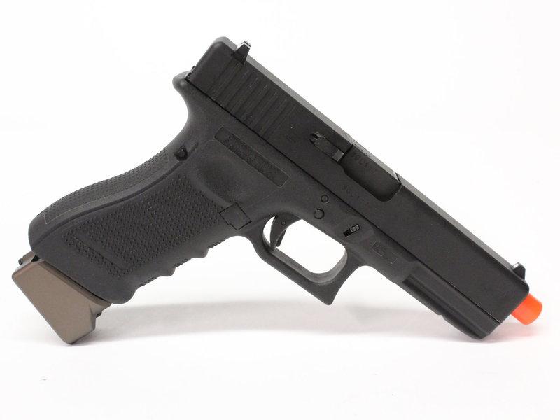 Pro-Arms Elite Force Glock H-type aluminum magazine baseplate, bronze