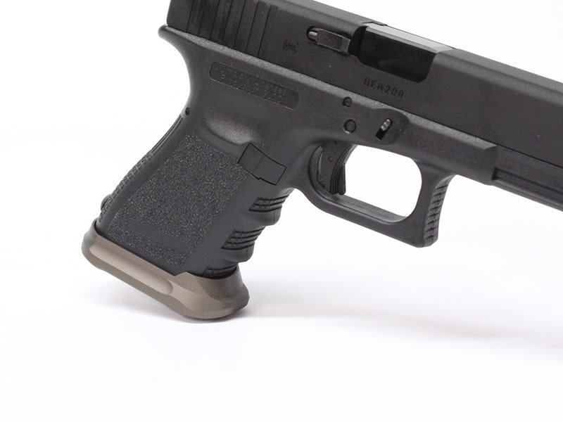 Pro-Arms Pro-Arms Elite Force Glock Magwell, dark bronze