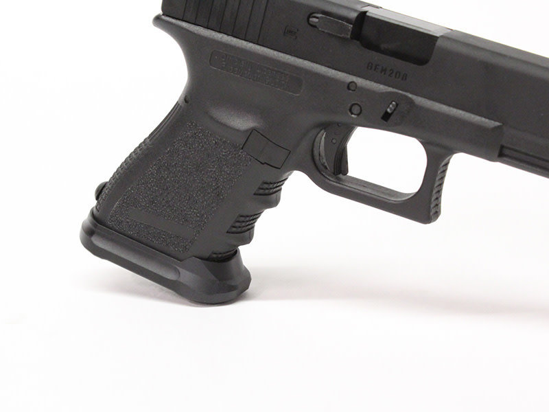 Pro-Arms Pro-Arms Elite Force Glock SCA Magwell, Black
